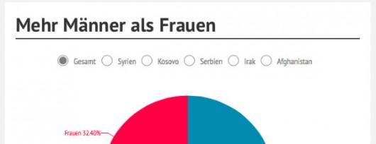 Screenshot von Krautreporter.de